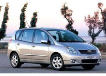 Toyota corola Verso