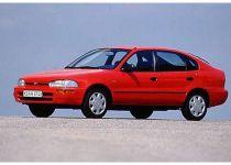 TOYOTA Corolla  1.6 GLI - 84.00kW