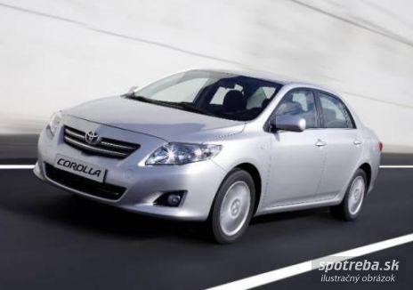 TOYOTA Corolla  1.6 I VVT-i Sol 08 Edition