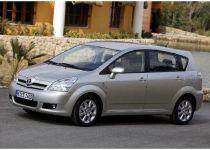 TOYOTA Corolla Verso  1.6 VVT-i Base - 81.00kW