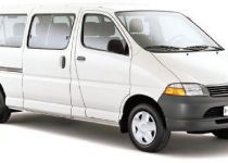 TOYOTA Hiace  Bus 2.5 D-4D 8M 2AB ABS