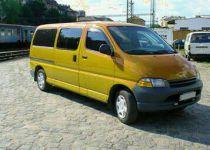 TOYOTA Hiace  Bus 2.5 D-4D 8M - 65.00kW
