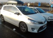 TOYOTA  Verso 2.0 I D-4D DPF Style