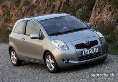 TOYOTA Yaris  1.0 VVT-I Base Cool - 51kW