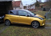 TOYOTA  Yaris 1.5 VVT-iE First Edition Gold Multidrive S