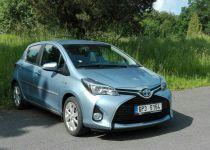 TOYOTA Yaris 1.5l VVT-i HybridSD Style - 55.00kW [2014]