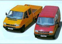 VOLKSWAGEN Eurovan 2.5 KR Van - 85.00kW