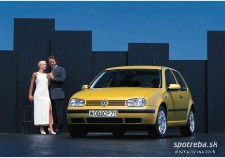 VOLKSWAGEN Golf 1.4 Basis [1998]