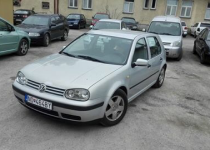 VOLKSWAGEN Golf  1.9 TDI Basis - 66.00kW