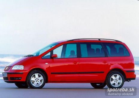 VOLKSWAGEN  Sharan 2.8 Highline 4-Motion