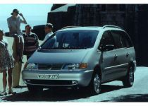VOLKSWAGEN Sharan  Van 1.9 TDI Comfortline - 81.00kW