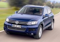 VOLKSWAGEN Touareg  II 3.0 V6 TDI BlueMotion Technology - 150.00kW