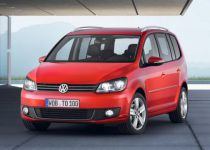 VOLKSWAGEN Touran  1.6 TDI BlueMotion Technology Comfortline - 77.00kW