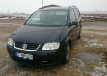 VOLKSWAGEN Touran  1.9 TDI Basis - 74.00kW
