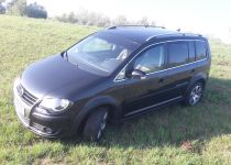 VOLKSWAGEN  Touran 2.0 TDI 170k DPF Cross
