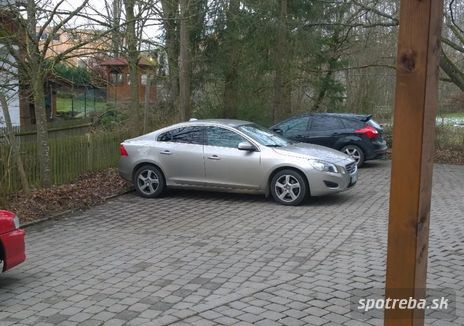 VOLVO S60 T4 Momentum - 132kW [2011]