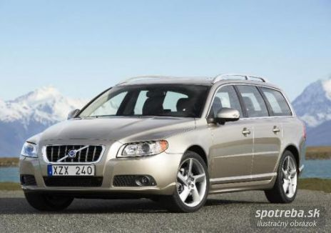VOLVO V70  D5 (136 kW) Summum Geartronic - 136.00kW