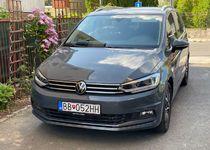 VW Touran 1.5 TSI DSG