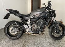 Yamaha MT -07